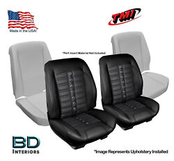 Sport Xr Custom Bucket Seat Upholstery And Foam For 1970-1972 Chevrolet Chevelle