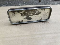 1936 Ford Rear View Mirror Bracket Guide Tudor Coupe Fordor 36