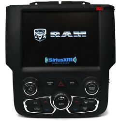 2013-2017 Dodge Ram Vp3 Uconnect Radio Touch 8.4and039and039 Display Screen 05091054ag