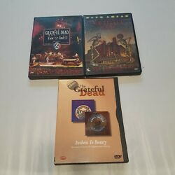 Grateful Dead Dvd Locked Dead Ahead View From The Vault 2 An Anthem To Beauty