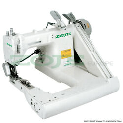 Zoje Zj927-pl 4.8mm Set Arm Chain Machine With Puller With Energy-saving. Fr