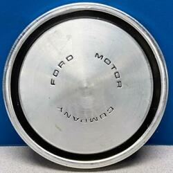 One Vintage 1967-1976 Ford Dog Dish Hubcap Wheel Cover Fits 15 Steel Wheels