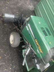 Craftsman Lt1000 Lawn Tractor 19.5 Hp Twin Cylinder Briggs And Stratton