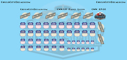 Cnw Up Chicago Northwestern Union Pacific Faded Logos Ho Scale Decals