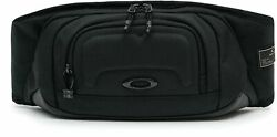 New Oakley Icon Belt Bag Mens Waist Travel Fanny Bum Pouch Case︱Black Dull Onyx $63.70