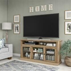 Ameriwood Home Chicago Tv Stand For Tvs Up To 65 In Natural