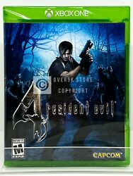 Resident Evil 4 - Xbox One - Brand New | Factory Sealed