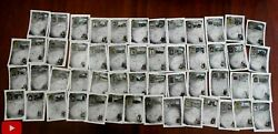 Spain C.1950's Pictorial Cartographic Post Cards Lot X 50 Hand Colored Provinces