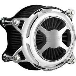 Vance And Hines 72039 Chrome Vo2 X Air Cleaner Filter Harley Sportster Xl 91-up