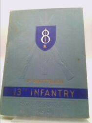 Original 1951 Yearbook Fort Jackson, Sc - 8th Infantry Division,... 1st Ed