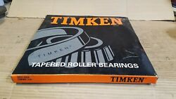 Nos Timken 38820-20000 Tapered Roller Bearing Outer Ring Sealed S41