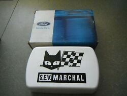 1979-86 Marchal Front Foglight Cover Nos Ford D9zz-15k233-a