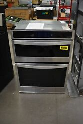 Whirlpool Woc75ec0hs 30 Stainless Double Electric Wall Oven Nob 52681 Hrt