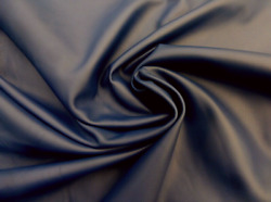 lambskin lamb leather hide Midnight Blue smooth Matte Finish buttersoft 7sf