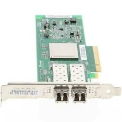 Network Card Hp Pcie Fiber Channel Qlogic Hba | Ah401a