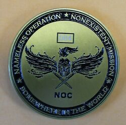 Aviation Tactics Evaluation Group Avteg Ser 004 Tier-1 Air Force Challenge Coin