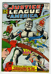 Justice League Of America 15 Fn 6.0