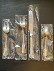 Towle French Provincial 4-piece Place Settings Set Of 8 Unopened