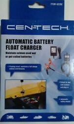 12 Volt Car Battery Charger Maintainer Automatic Float Trickle