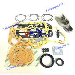 3t82b 3t82b-n Overhaul Re-ring Kit For Yanmar 2001 2010 Tractor Engine Parts