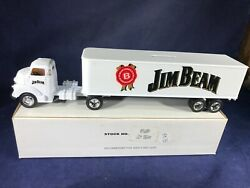 T2-29 Ertl 164 Scale Collectable Truck Bank - Jim Beam Whiskey