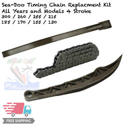 Sea-doo 4 Stroke Timing Chain Kit All Years And Models 1503cc And 1630cc Rotax