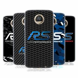 Official Ford Motor Company Rs Logos Soft Gel Case For Motorola Phones