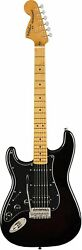 Squier By Fender Electric Guitar Classic Stratocaster Hss Left-handed Maple Fing
