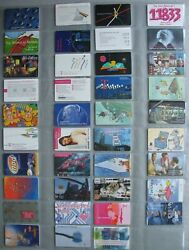 Phone Cards A-cards Vintage 1997 A-01-39/1997 Complete Mint 39st