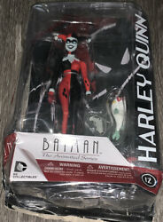 HARLEY QUINN Action Figure Batman The Animated Series DAMAGED PACKAGING $24.99