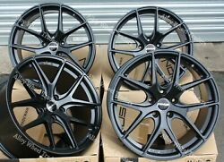 19 Sb Novus 0.1 Alloy Wheels Fits Bmw 5 Series E12 E28 E34 E60 E61 F10 F11 F07