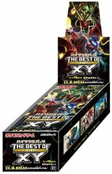Pokemon Card Game High Class Pack The Best Of Xy Box Japanese Japan Ex M Break