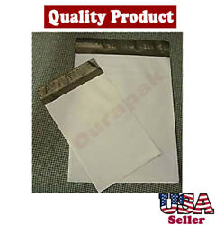 250 Pcs 6x9 1 Self Sealing Poly Mailer Envelop Pouch Shipping Supplies Packing