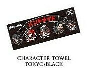 BAND-MAID  Official shop CHARACTER FACE TOWEL Hitomi Public Hall Live #44