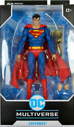 McFarlane Toys Superman Action Comics #1000 Action Figure 7quot; DC Multiverse