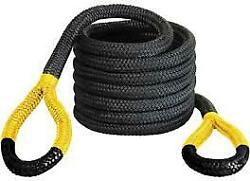 Bubba Rope Extreme Yellow 30and039 131500lb Break Strength Recovery Tow Rope