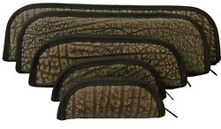 Buffalo Hide Knife Sheath Case Pouch Fits Randall Knives - Various Sizes Brown