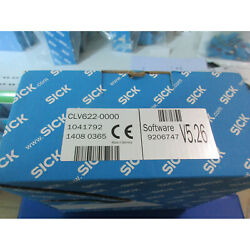 One New Sick Bar Code Scanner Reader Clv622-0000 Free Shipping Yp1