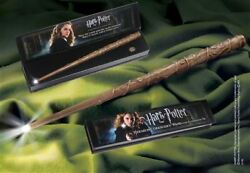Harry Potter Hermione Illuminating Wand 14 Collectible Movie Replica