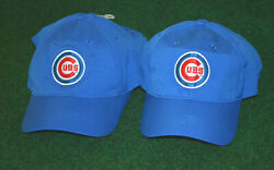 Five New Chicago Cubs Nike Legacy 91 Tech Dri Fit Ultimate Lightweight Golf Hats