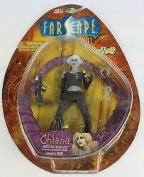 Farscape Chiana Armed And Dangerous Limited Edition Action Figure 2000 Toy Vault