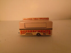 Matchbox 74a-1 Restored/modified Pink Mobile Refreshment Canteen Gpw/blue Base