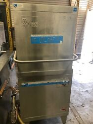 Meiko Dv80.2 Commercial Electric Dishwasher High Temp Door Style - Single Phase