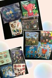 Disney Trading Pins 50 Pins Lot - Great Value And 100tradable Fastest Shipper