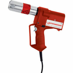 Rothenberger Roconnect Corded Crimping Press Tool, No Jaws 16201
