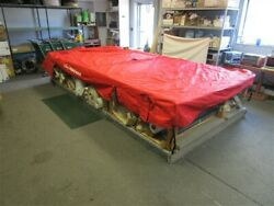 Sun Tracker Bass Buggy 16 37087-22 Pontoon Cover Red 16'-17' 200 X 109 Boat