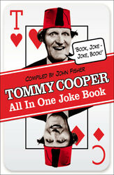 The Tommy Cooper all in one joke book by Tommy Cooper Paperback $7.00