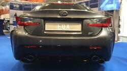Stainless Racing System From Cat Lexus Rc For Per 0 3/32x4 17/32x3 11/32in