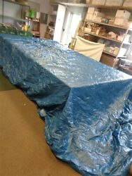 Classic Accessories Pontoon Boat Cover B 21and039 - 24and039 20-151-090501-00 Marine Boat