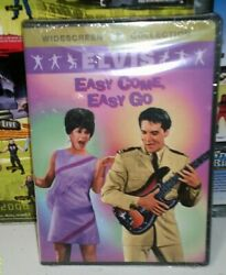 Elvis Presley Collection Easy Come, Easy Go Widescreen Brand New And Sealed Dvd